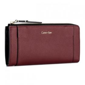 Calvin Klein cartera de mujer Modelo Metropolitan Large Z.