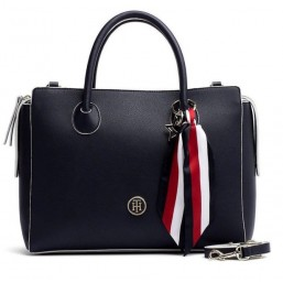 Tommy Hilfiger bolso de mujer Modelo Charming Tommy Satchel.