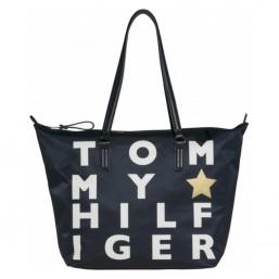 Tommy Hilfiger bolso de mujer Modelo Poppy Tote Logo