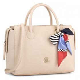 Tommy Hilfiger bolso de mujer Modelo Charming Tommy Satchel.