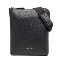 Calvin Klein bolso de caballero Lial Flat Crossover