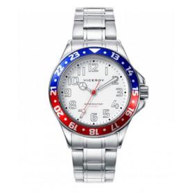 Viceroy reloj de cadete en acero.