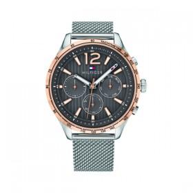 Tommy Hilfiger reloj multifunción de caballero Modelo Gavin SS.
