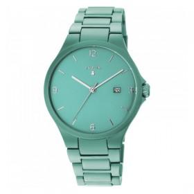 """Tous reloj de mujer """"Motion"""" en aluminio azul."""