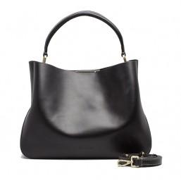 Calvin Klein bolso de mujer Modelo Sleek Tote en negro