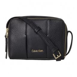 Calvin Klein bolso de mujer Cosmopolitan Small Crossbody Negro.