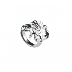 """Uno de 50 anillo de mujer """"Hojas"""""""