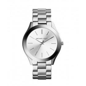 Michael Kors reloj de mujer SLIM RUNWAY en acero.