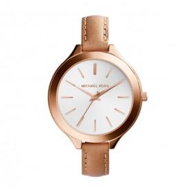 Michael Kors reloj de mujer RUNWAY en piel.