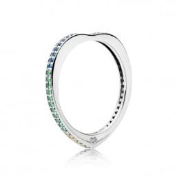 """Pandora """"Arco de Amor Multicolor"""" ."""