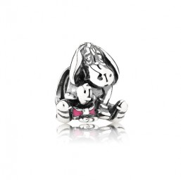 """Pandora Disney charm de pulsera """"Ígor"""" en plata."""