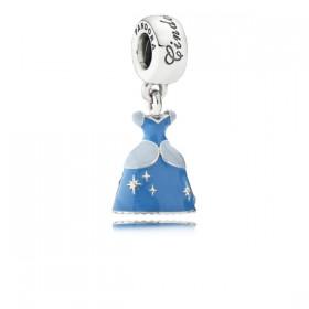 "Pandora Disney charm colgante ""Vestido de Cenicienta"""