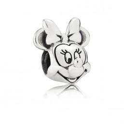 "Pandora Disney charm de pulsera ""Retrato de Minnie""."