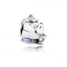 "Pandora Disney charm de pulsera ""Sra. Potts & Chip"""