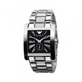 Emporio Armani reloj de caballero Classic en acero.