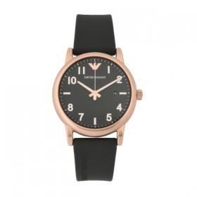 Emporio Armani reloj de caballero en caucho.