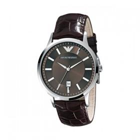 Emporio Armani reloj de caballero Renato en piel.