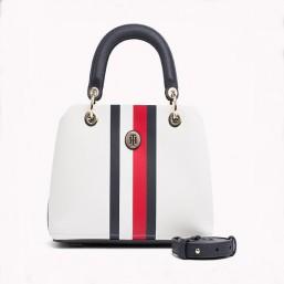 Tommy Hilfiger bolso de mujer Modelo Core Satchel Medio.