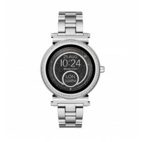 Michael Kors Access Smartwatch de mujer Sofie en acero.