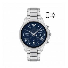 Emporio Armani Connected Smartwatch en acero.