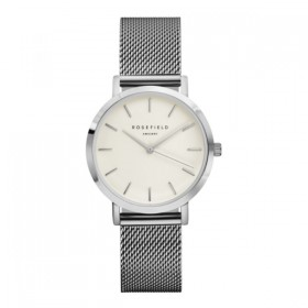 Rosefield reloj de mujer Colección THE TRIBECA en acero.