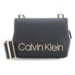 Calvin Klein Candy Small Cross negro
