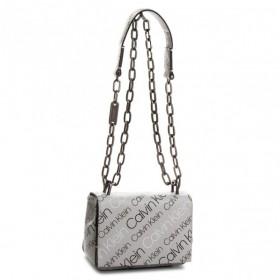 Calvin Klein Candy Small Cross gris