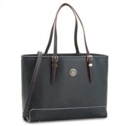 Tommy Hilfiger Honey Tote Mediano azul