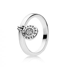 Pandora Logo PANDORA anillo