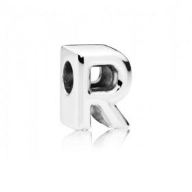 Pandora Letra R en plata