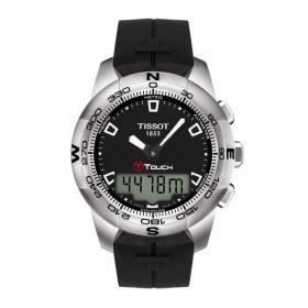 Tissot T-Touch II Stainless Steel reloj hombre