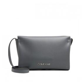 Calvin Klein Frame Ew Crossbody steel greystone
