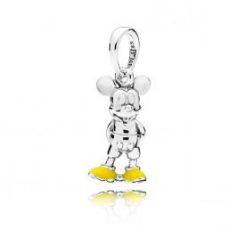 Pandora Mickey Clásico colgante