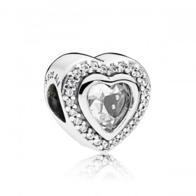 "Pandora ""Amor Brillante"" charm"