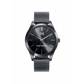 Mark Maddox Marais reloj de caballero en acero.