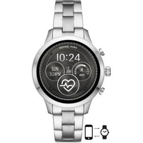 Michael Kors Runway smartwatch en acero