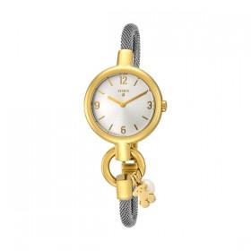 Tous Hold Charms reloj de mujer en acero bicolor