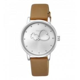 Tous Bear Time reloj de mujer en piel