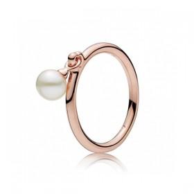 "Pandora Rose ""Perla Contemporánea"" anillo de mujer"