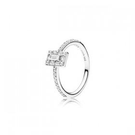"Pandora ""Hielo Luminoso"" anillo de mujer"