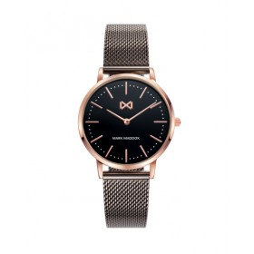 Mark Maddox Greenwich reloj de mujer en acero