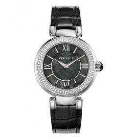 Versace Leda reloj analógico de mujer en piel