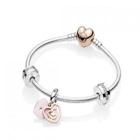 Pandora Set de regalo Camino de Amor