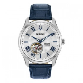 Bulova Wilton 60Hour Power Reserve Automatic