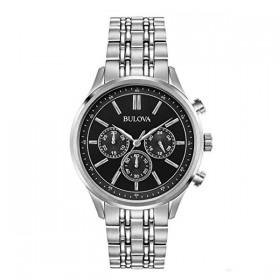 Bulova reloj cronógrafo de caballero