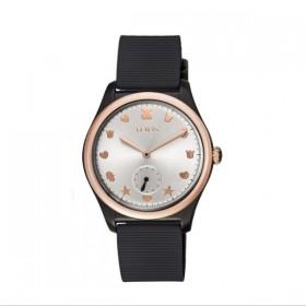 Tous Free Fresh reloj de silicona negra