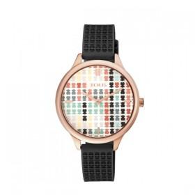 Tous Tartan multicolor reloj de mujer