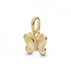 "Pandora Shine colgante ""Mariposa Decorativa"""