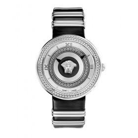 Versace V-Metal reloj de mujer en piel