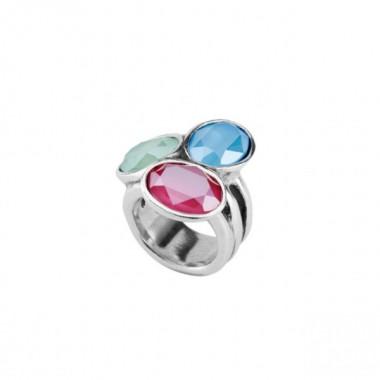 "Uno de 50 anillo de mujer ""Tesoro"""